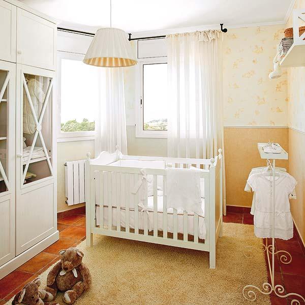 Distribuir los muebles en la habitacion del bebe - Mobiliario habitacion bebe ...