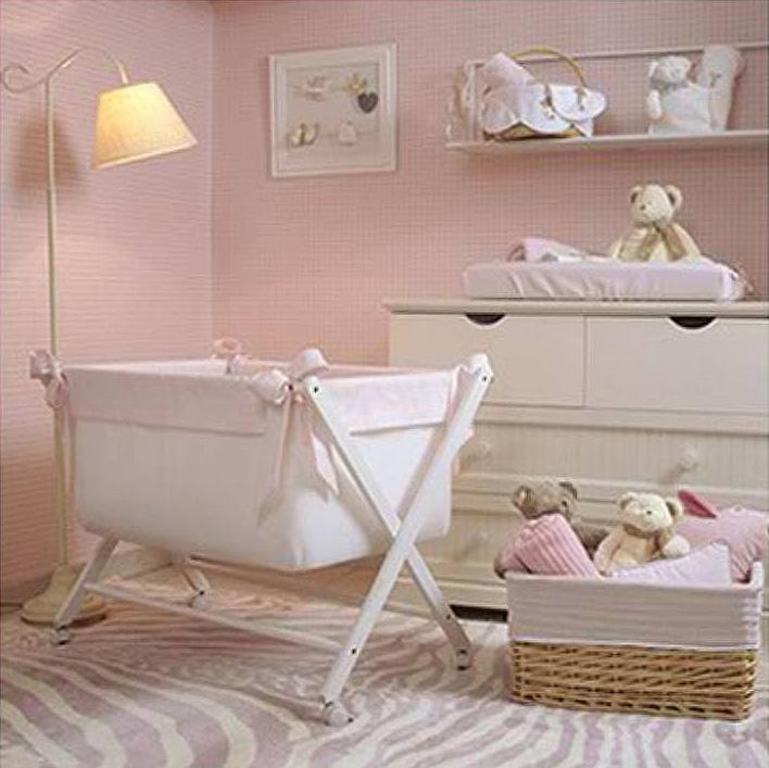 Dormitorio rosa3 blog bebe y decoraci n - Colores habitacion bebe ...