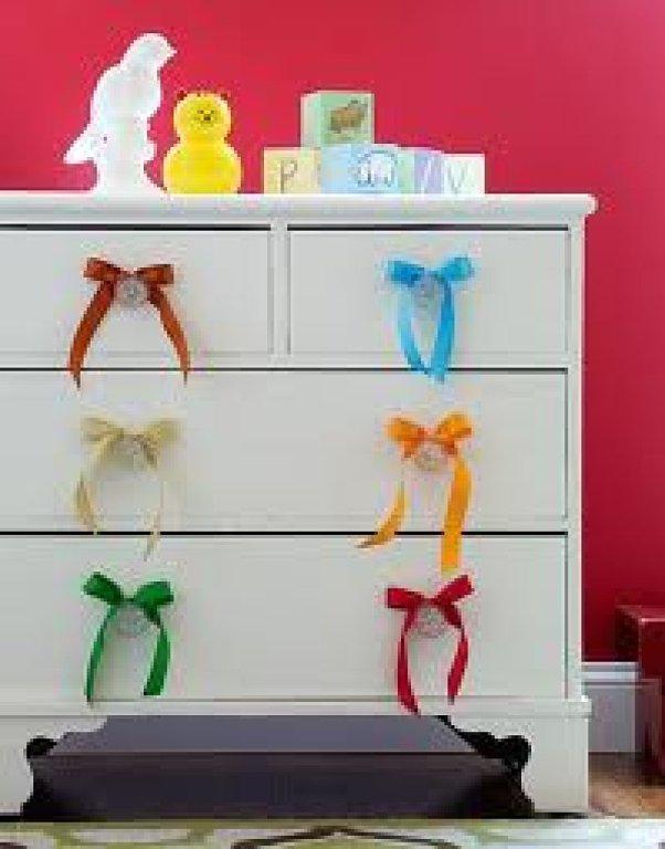 Decorar una comoda 1 blog bebe y decoraci n - Como decorar una comoda ...