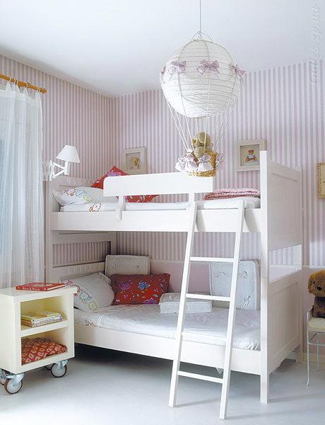Dormitorios con literas for Dormitorios con literas