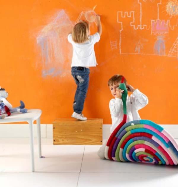 Elegir la pintura para dormitorios infantiles blog bebe - Pintura para habitaciones infantiles ...