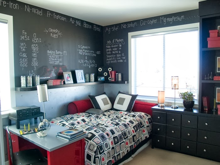 habitaciones para chicos blog bebe y decoraci n. Black Bedroom Furniture Sets. Home Design Ideas
