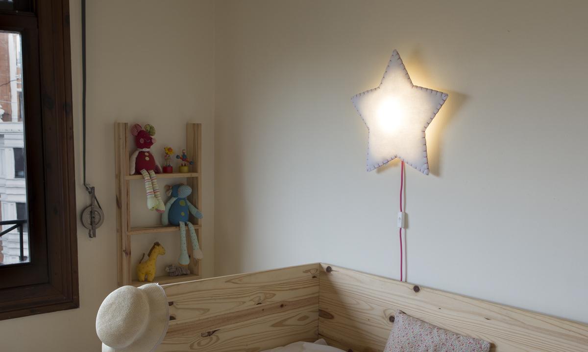 Iluminacion de habitaciones infantiles - Lamparas de habitacion ...